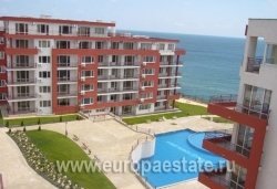 Недвижимость в Болгарии / Панорама Форт Бич 1 комн кв 48 910  € (Panorama Fort Beach Studio 48 910 €)